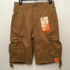 Men's Cargo Shorts size 29 Bronze